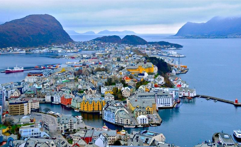 Viaggio in Norvegia ad Agosto