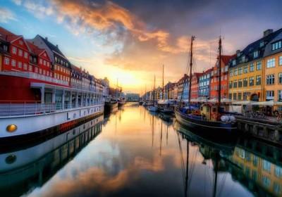 Viaggio in Danimarca e Norvegia