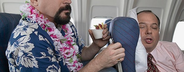 9 regole non scritte del volare in aereo