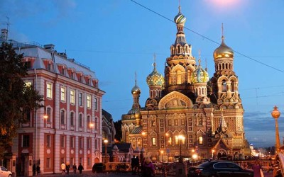 Viaggio a San Pietroburgo