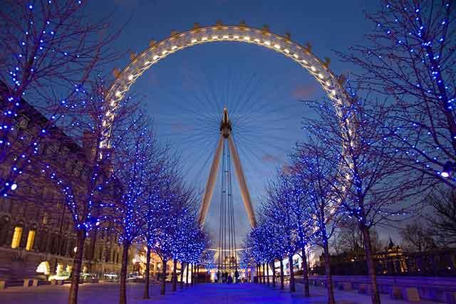 Viaggio a Londra