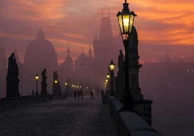 Viaggio a Praga