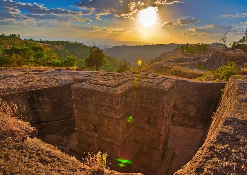 Risultati immagini per monasteri Ura Kidane Meheret e Azwa Mariam,